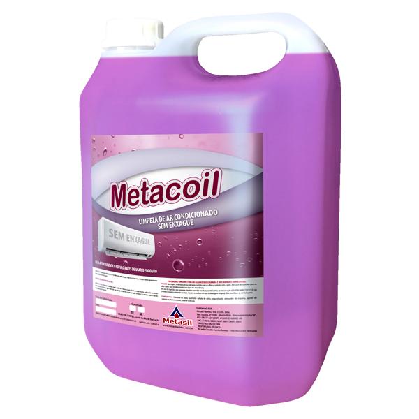Metasil Metacoil sem Enxague