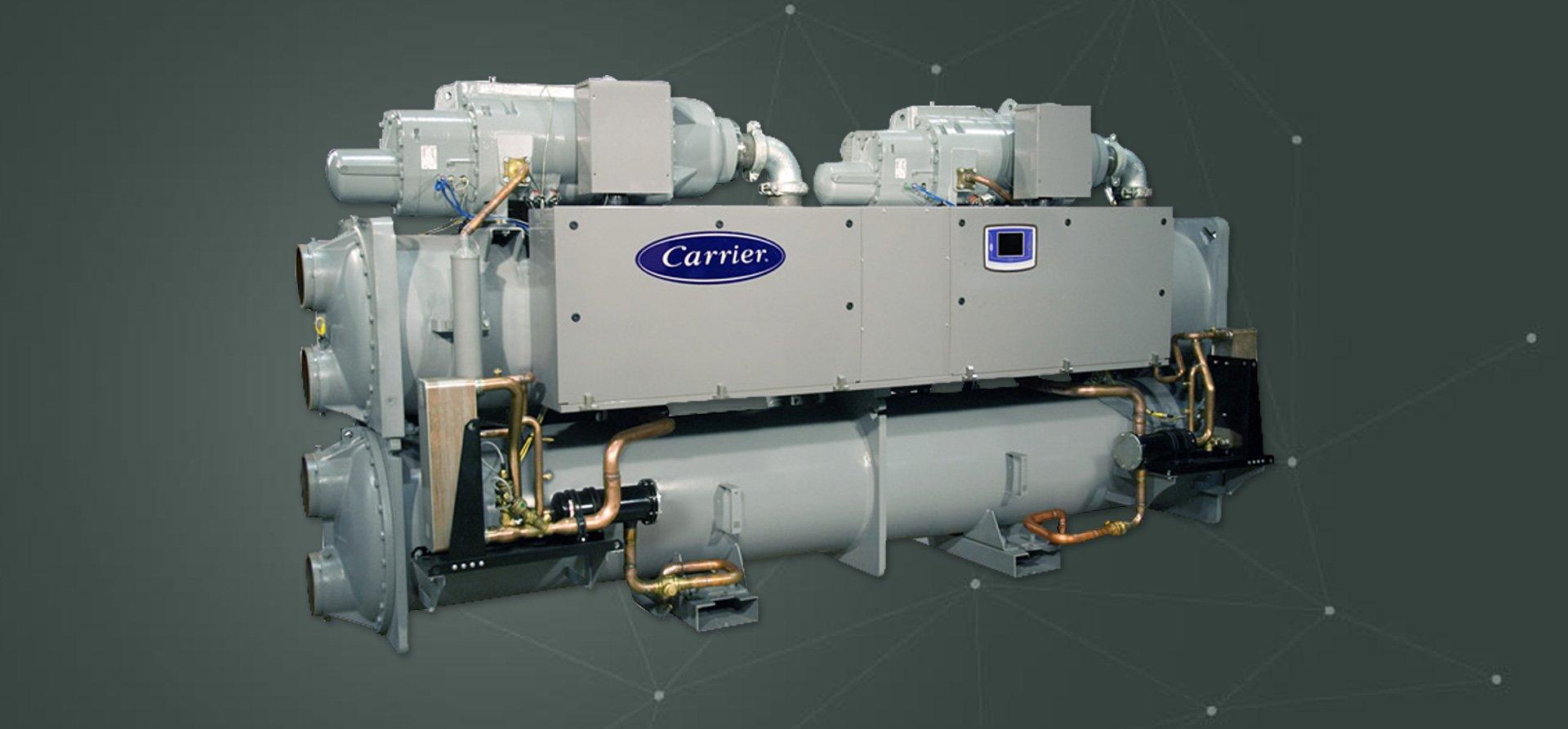 Peças para Chiller Carrier, Trane e Hitachi
