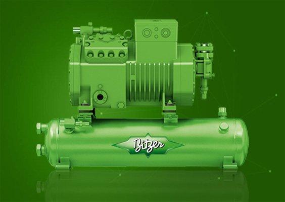 Compressores e Peças para manutenção